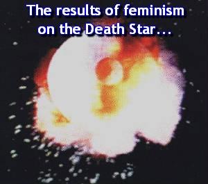 feminist Death Star