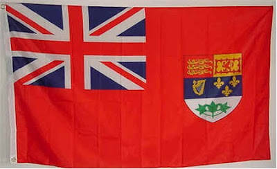 Canadian Flag, 1922-1957