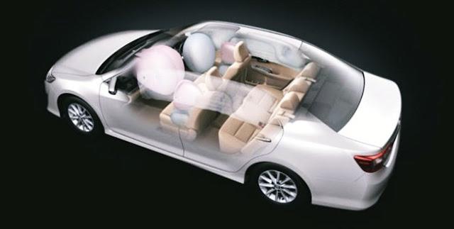 2016 Toyota Camry Atara R Redesign Interior