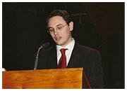 Alberto García Reyes, Pregonero 2005