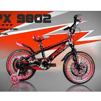 16 phoenix px9802 bmx sepeda