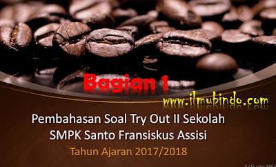 Download Power Point Contoh Soal TRY OUT Bahasa Indonesia Kelas IX Tahun 2018 (Bagian 1)