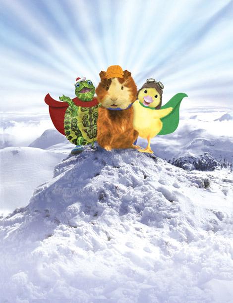 Top Cartoon and Comic: Wonder Pets