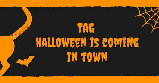 Tag | Halloween is coming to town
