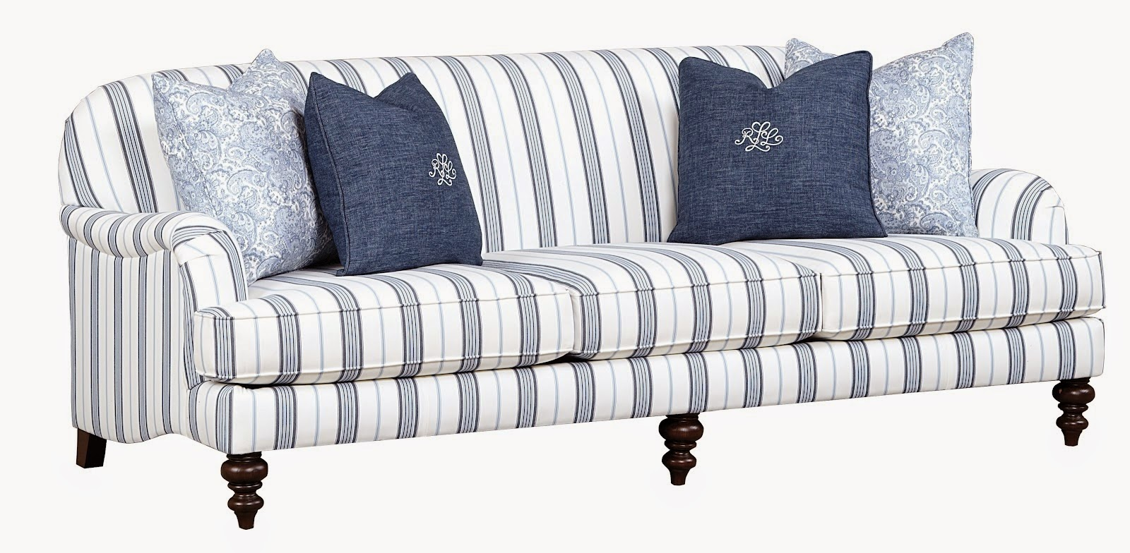 ralph lauren home chesterfield sofa coolest sofas in the world darya girina interior design coastal style