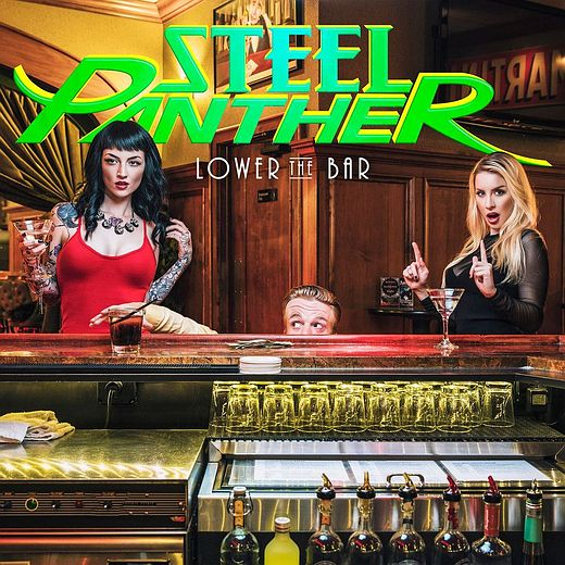 STEEL PANTHER - Lower The Bar (2017) full