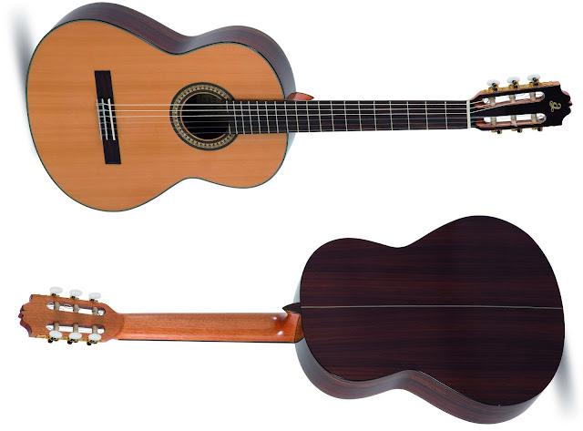 Guitarra española Admira A5