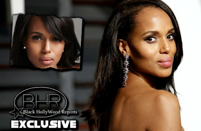 "Scandal Star Kerry Washington Will Be Producing New Series ""Patrol"" Coming To ABC"
