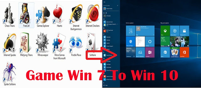 Game Win 7 to Win 10