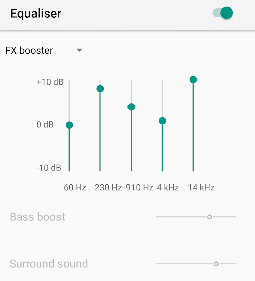 YouTube Music - How to Access and Use Equalizer?