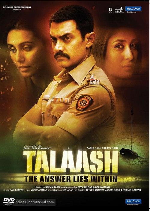 Talaash (2012) full hd Hindi 480p BluRay 400MB