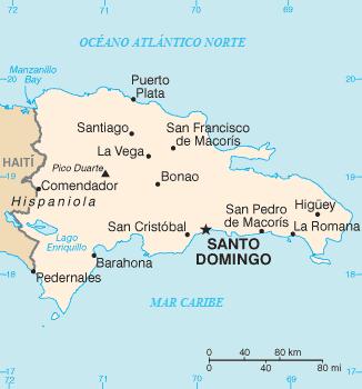 Pembagian wilayah administratif Republik Dominika