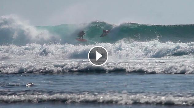 Boog Assassin Takes Down Surfer - Uluwatu 13 July 2019