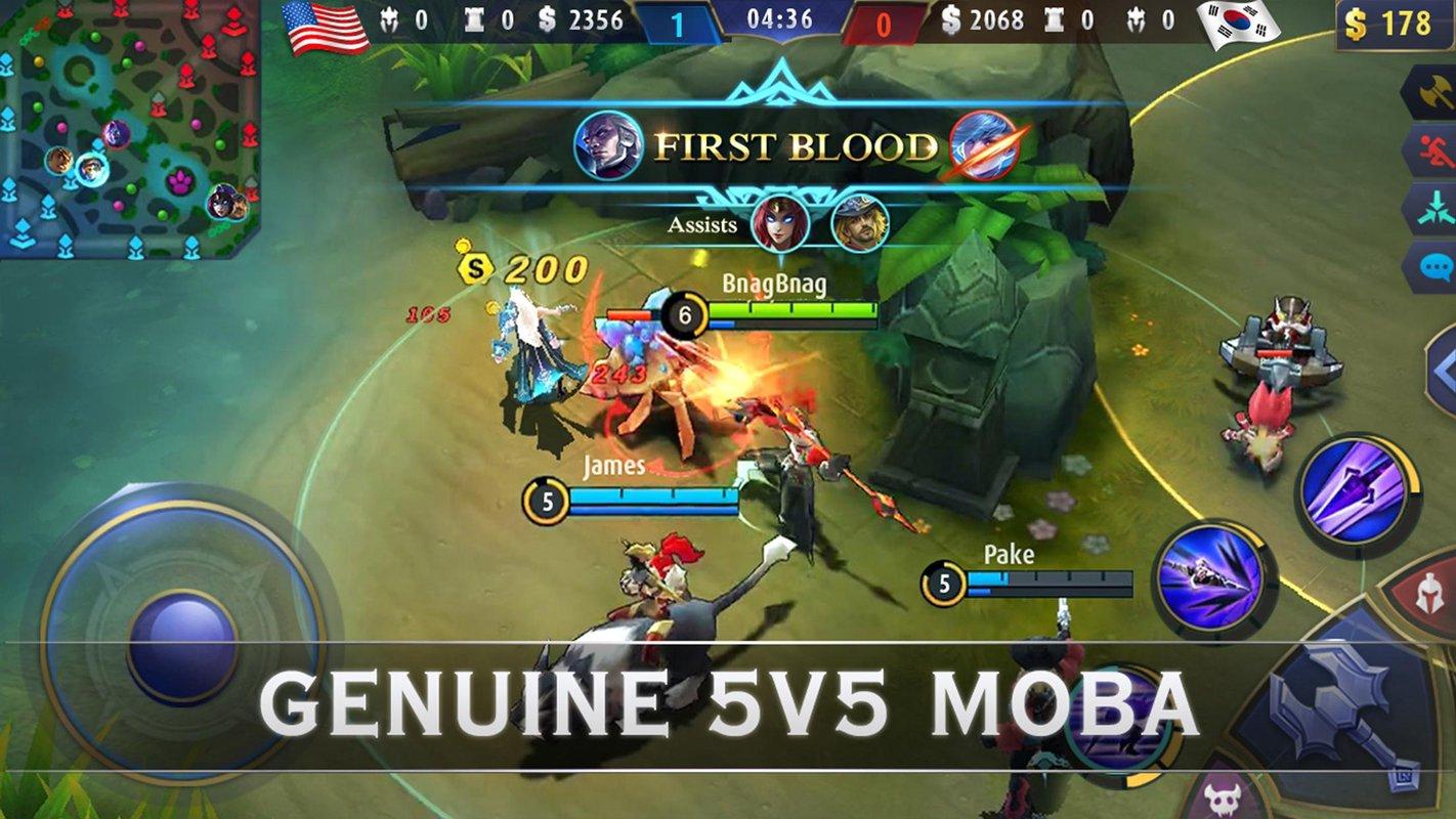Game Moba Analog Yang Lagi Trending Di Smartphone Fkryinfo