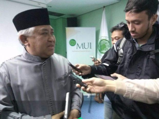MUI: Intervensi Hukum Sebabkan Ketidakpercayaan Rakyat pada Pemerintah