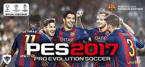 Pro Evolution Soccer 2017 Cracked Free Download For PC| Tech Crome