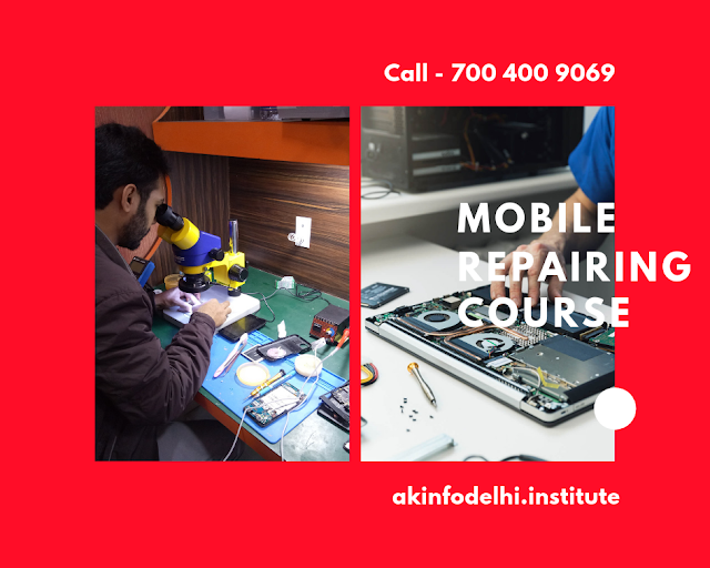 mobile repairing course karolbagh