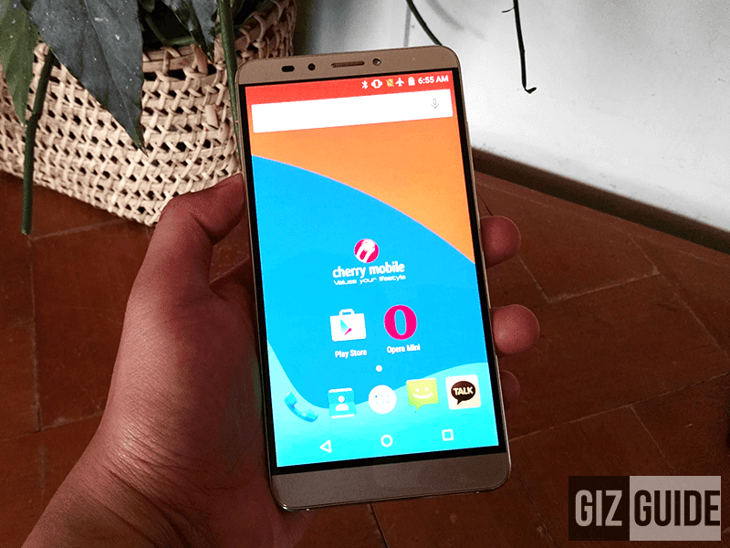 Cherry Mobile Flare Mate unboxing and first impression