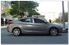 Hyundai Elantra TINTED WINDOWS