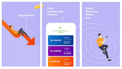 Aplikasi Kredit Pintar - Pinjaman Uang