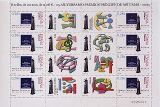 25 ANIVERSARIO PREMIOS PRÍNCIPE DE ASTURIAS