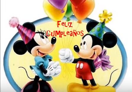 Video Canciones Feliz Cumpleaños Para Ti Que Te Gusta Mickey Mouse Imágenes De Cumpleaños Feliz