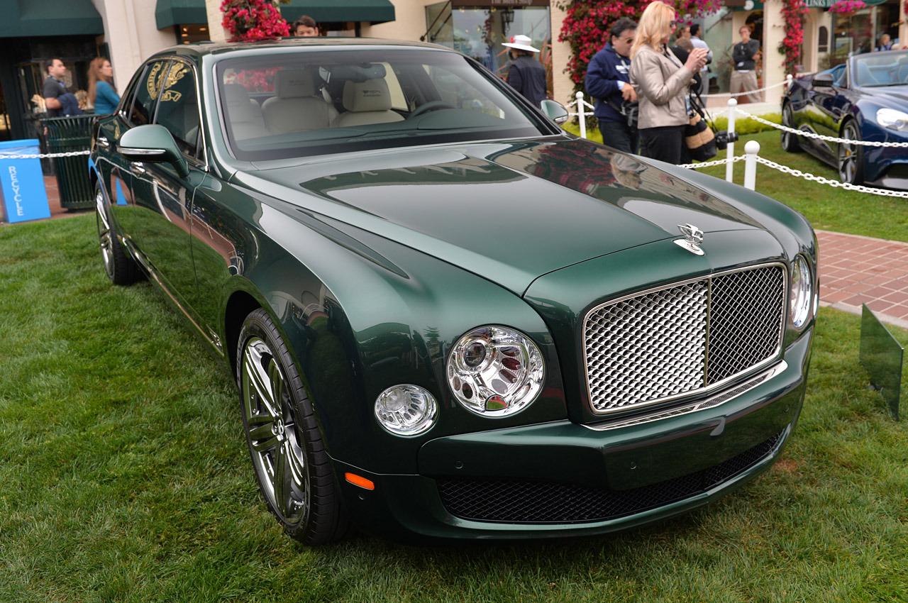 The Bentley Mulsanne S Very Limited: © Automotiveblogz: Bentley Mulsanne Le Mans Limited