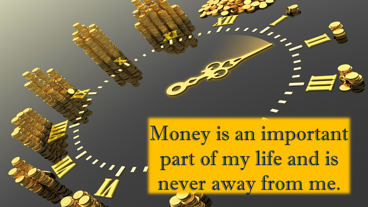 Quotes For Your Wallpaper Money Affirmations Everyday Affirmations