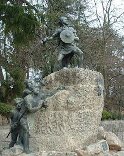 Estatua Viriato Viseu