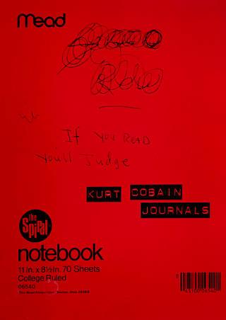 Kurt Cobain's Journal PDF