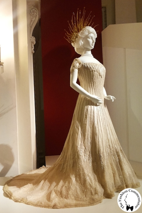 Donna Franca Florio - Evening suit 'Il trionfo della luce', Worth, 1907 - Galleria del Costume di Palazzo Pitti,Firenze