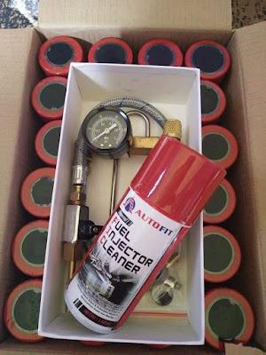 injektor cleaner tanpa kompresor