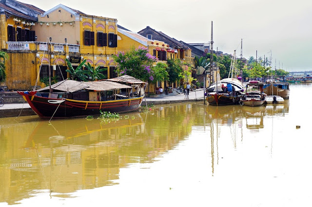 Peaceful beauty in the ancient town of Hoi An 4