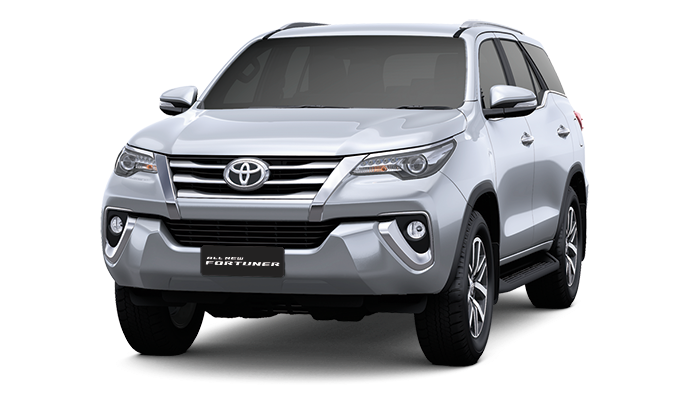 NEW FORTUNER TRD