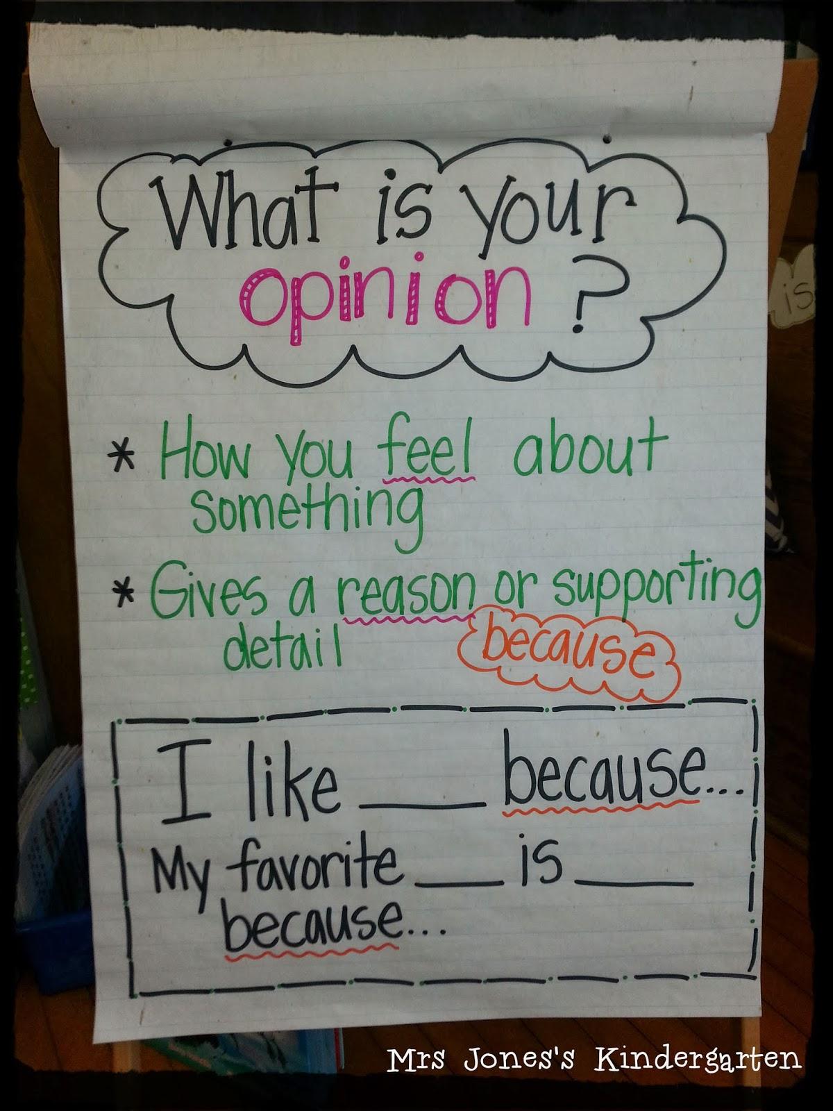 Opinion essay ideas