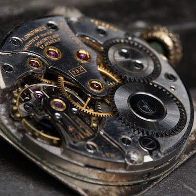 Mechanical Watch Wallpaper Engine
