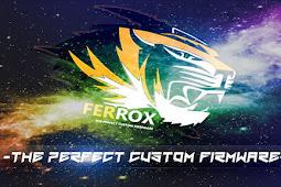 Update CFW Ferrox PS3 4.82 Standard Edition v1.0 by Alexander