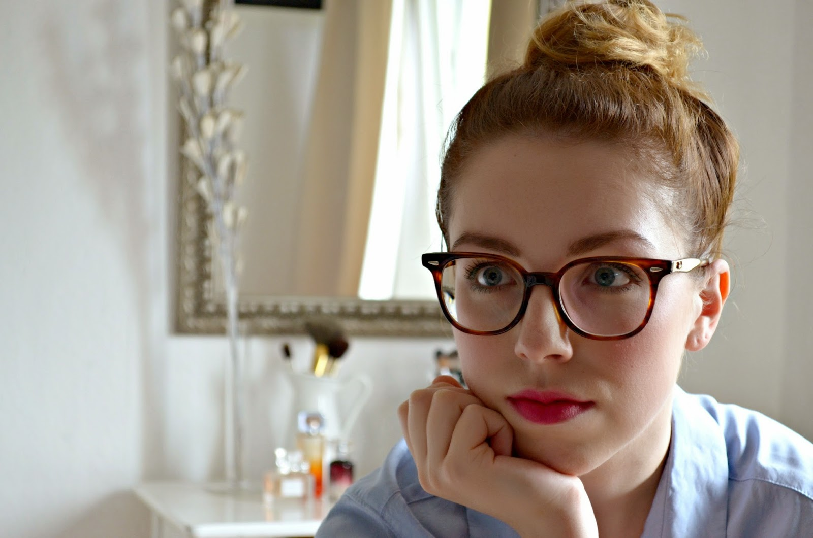 tante schnarri neue brille meine makeuptips f r. Black Bedroom Furniture Sets. Home Design Ideas