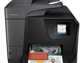 Picture HP OfficeJet Pro 8718 Printer