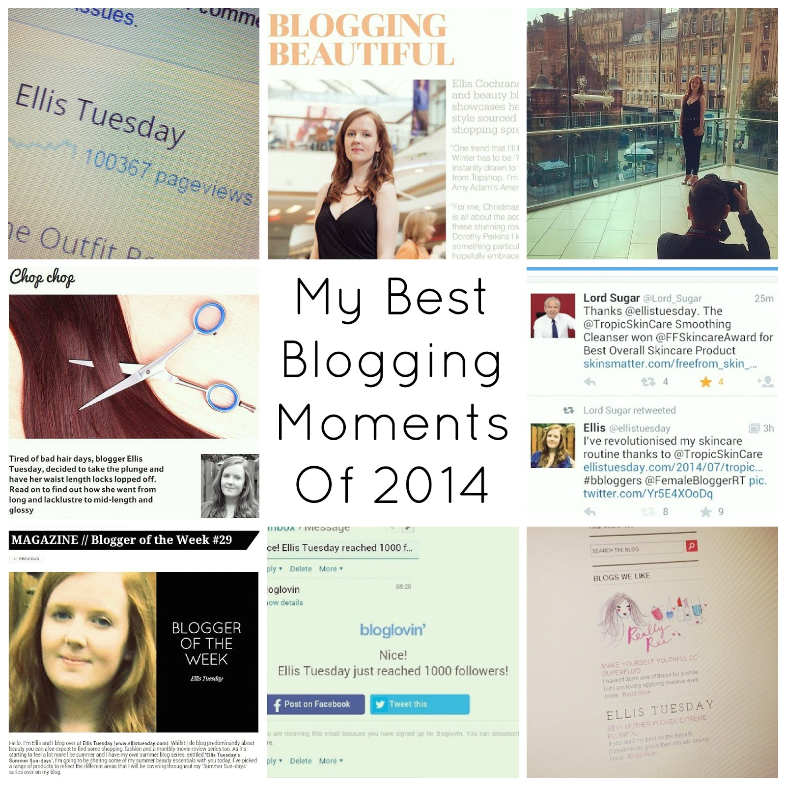 Best Blogging Moments of 2014