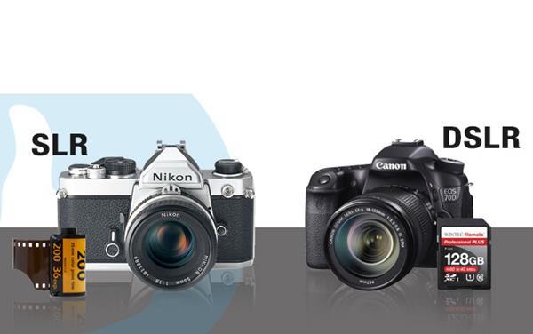 Pencetakan Gambar SLR dan DSLR