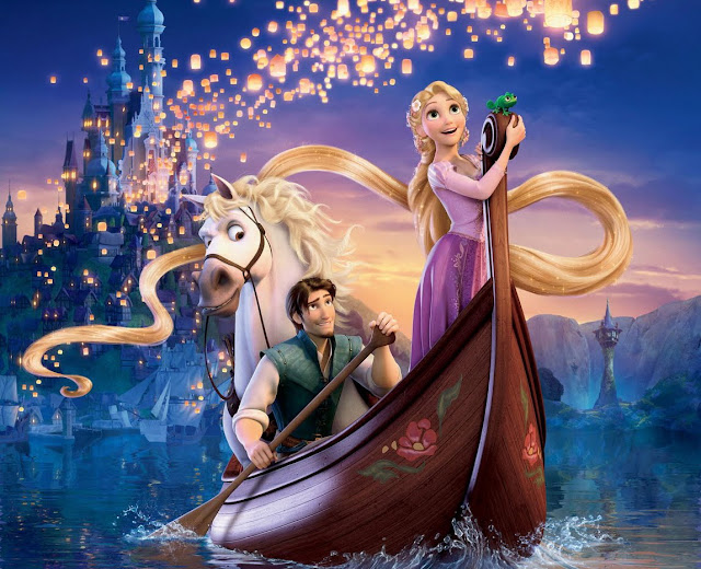'Tangled' - Disney Girl Finds Adventure in Animation. Review of the 2010 Mandy Moore Disney film. All review text © Rissi JC