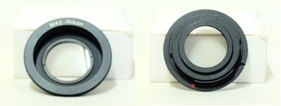 M42-Nikon Lens Adapter