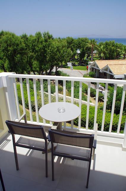 Neptune Hotel Kos Balcony