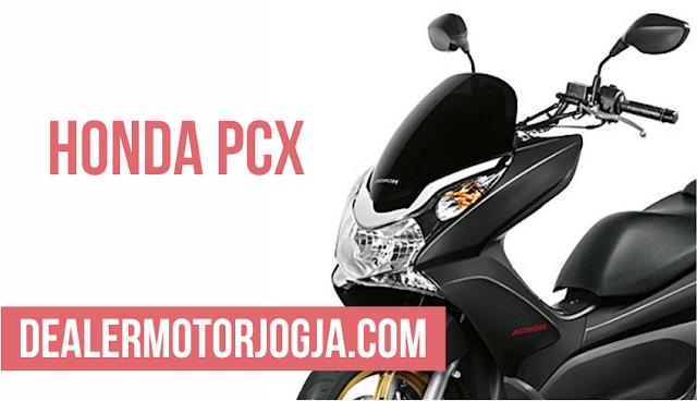 Review dan Harga Motor Honda PCX 150 Juli 2016 Jogja
