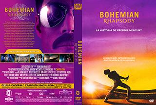 Bohemian Rhapsody - Cover DVD