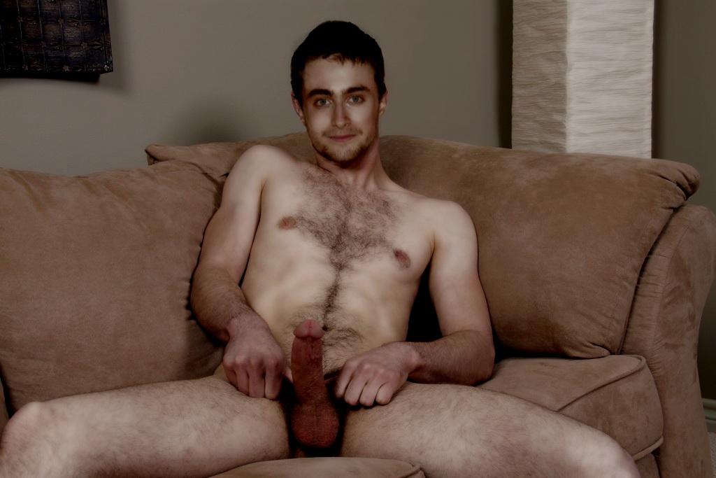 Nude Rupert Grint 30