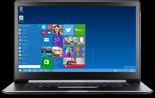 windows 10 full version microsoft