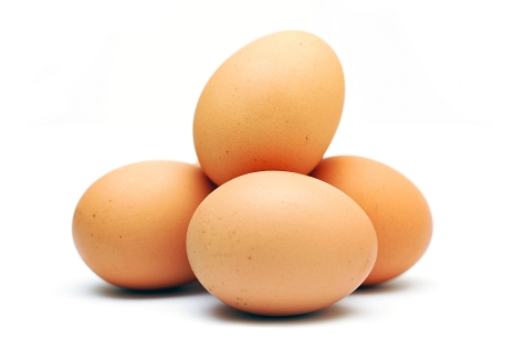 Beneficios de la clara de huevo