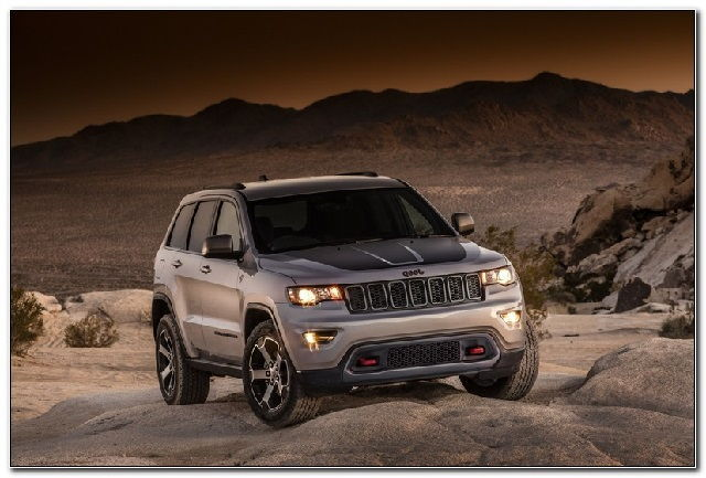 2020 Jeep Grand Cherokee Colors
